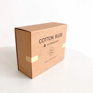 Coton tiges biodegradable 1